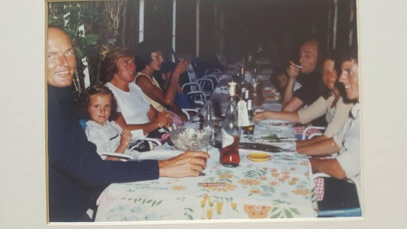 Family in France